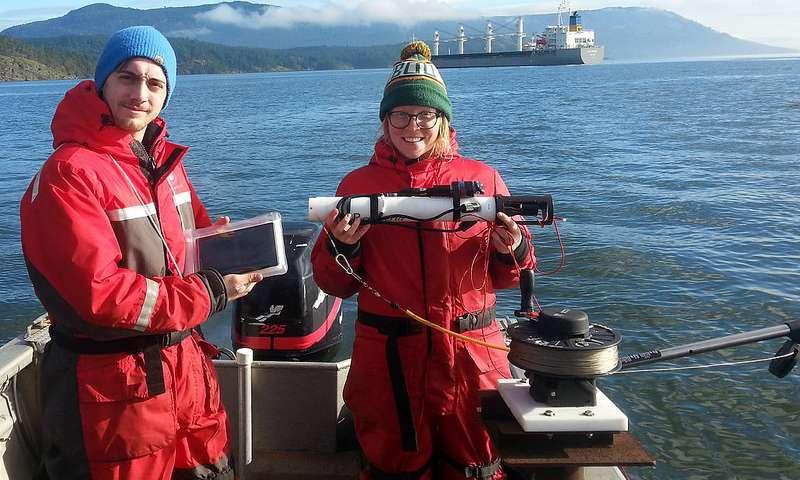 App helps citizen scientists collect ocean data